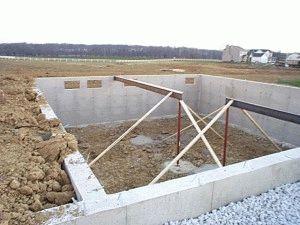 Фундамент - основа вашего дома