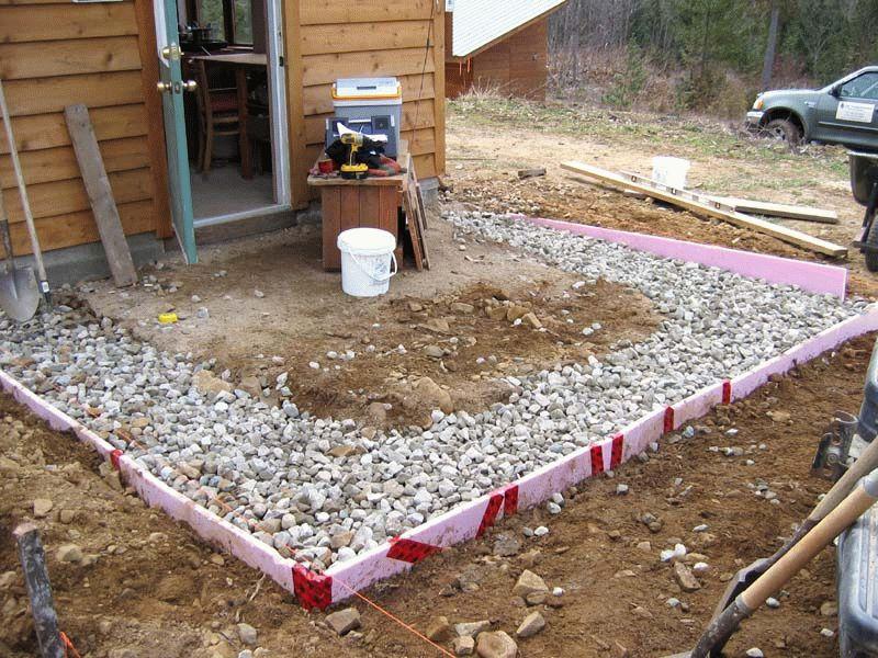 Бутовый фундамент для дома своими руками 34