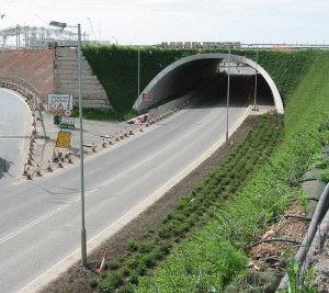 Геотекстиль в строительстве дороги