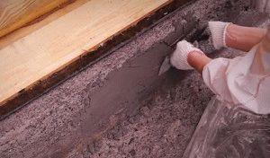 Что делать если фундамент дает трещины