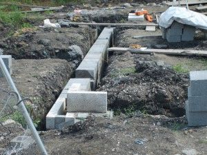 Использование блоков в строительстве