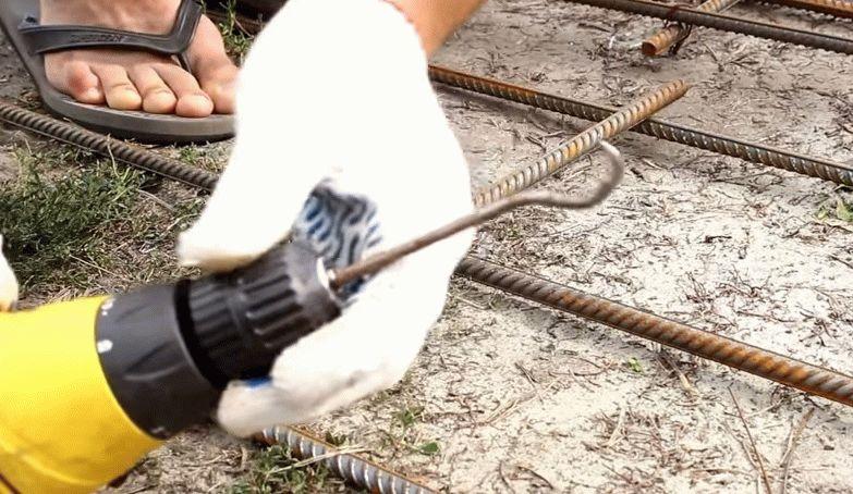 Как сделать крючок для вязки арматуры своими руками 19