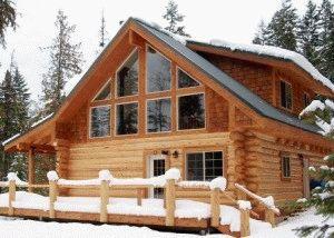 Косметическая реконструкция фундамента деревянного дома