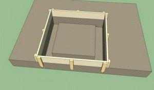 Планирование фундамента под деревянный дом