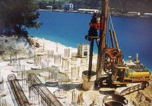 Буронабивной метод строительства