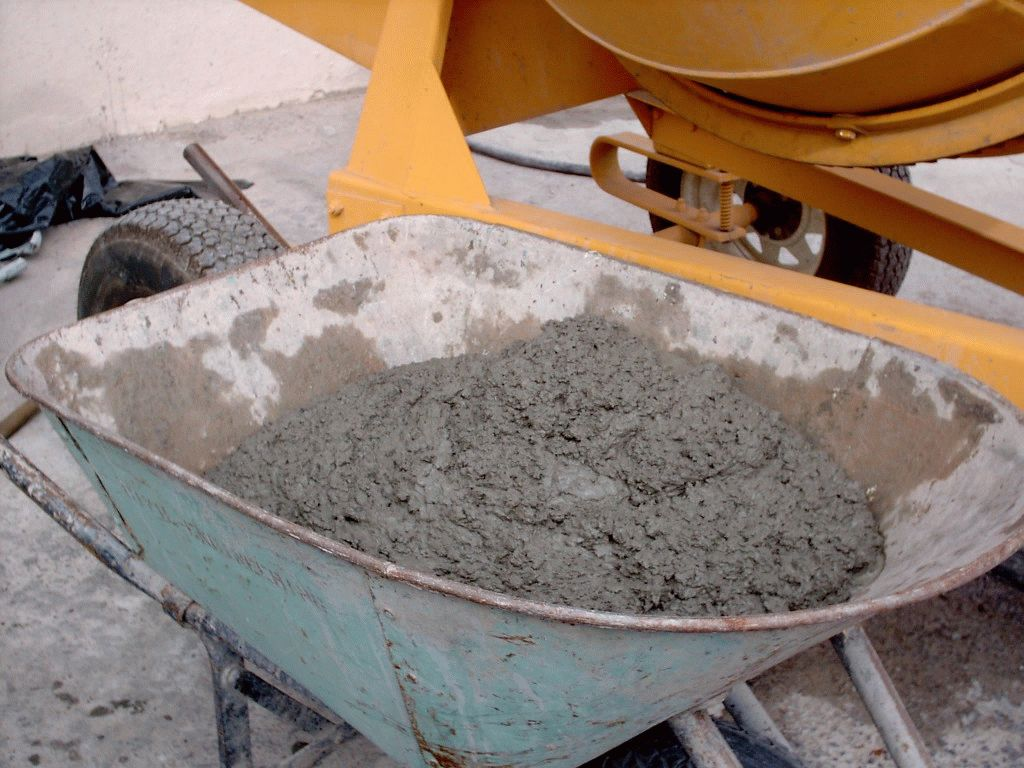 Правильный бетон своими руками 960
