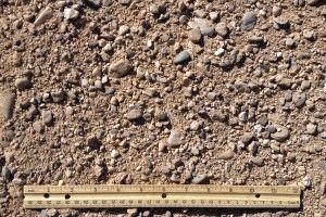 Особенность грунта на участке