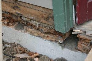 Ухудшение качества фундамента дома