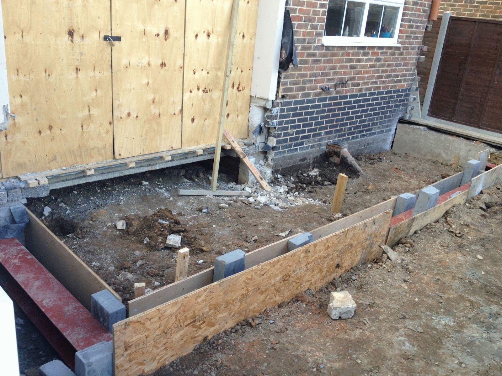 Как и из чего сделать фундамент для деревянного дома 841