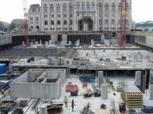 Строительство этажей