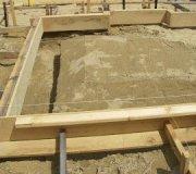 Ленточный фундамент для бани своими руками: строительные работы
