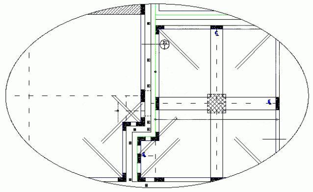 Как армировать угловую конструкцию фундамента