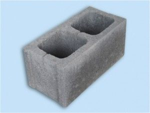 Блок для фундамента