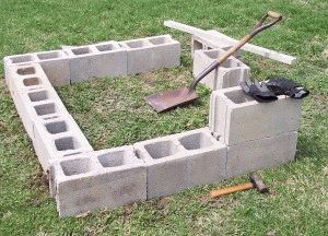 Инструменты для работы с ФБС блоками