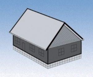Выбор фундамента дома