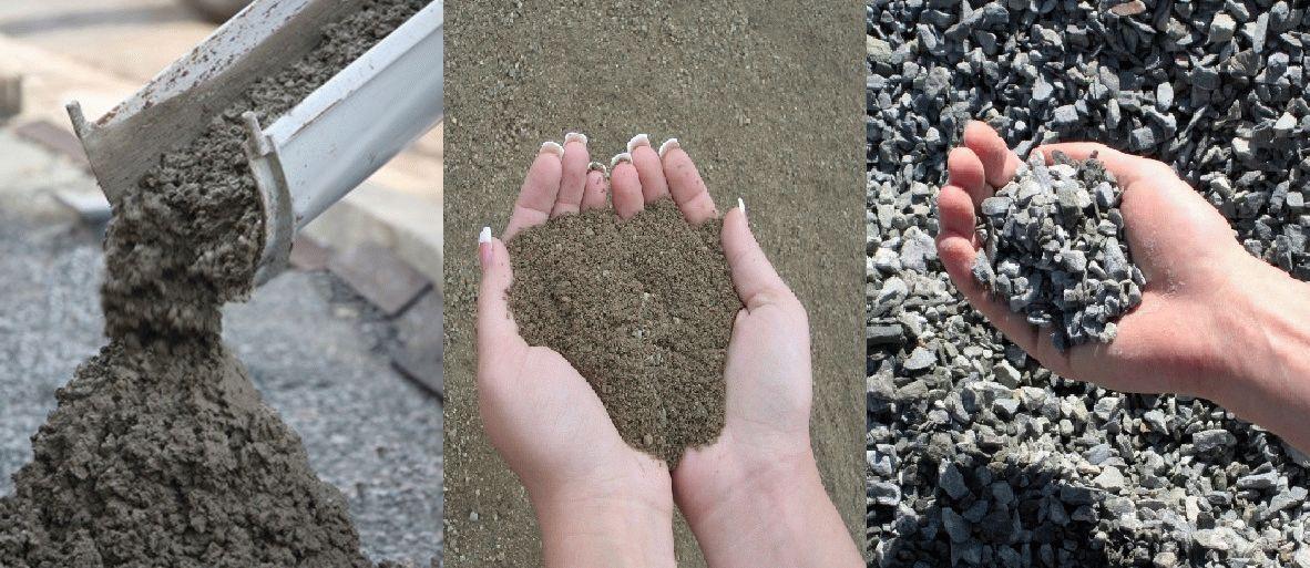 что лучше под фундамент гравий или щебень