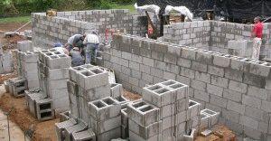 Строительство основания гаража