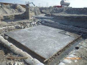 Изготовление тощего бетона