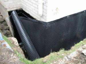 Гидроизоляционная сетка