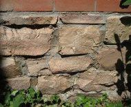 Основание из бутового камня