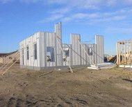 Строительство стен из пеноблоков на идеальном фундаменте