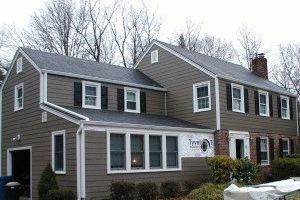 Сайдинг - материал отделки дома и фундамента