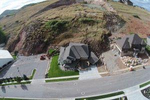 Неудачный пример строительства дома без геологоразведки
