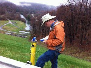 Исследование грунтовых вод